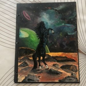🆕 Intergalactic Black Stallion